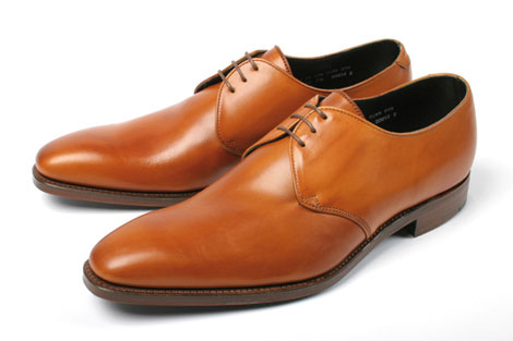 Low Down Dog Derbys in Leather by English shoemaker Tim Little