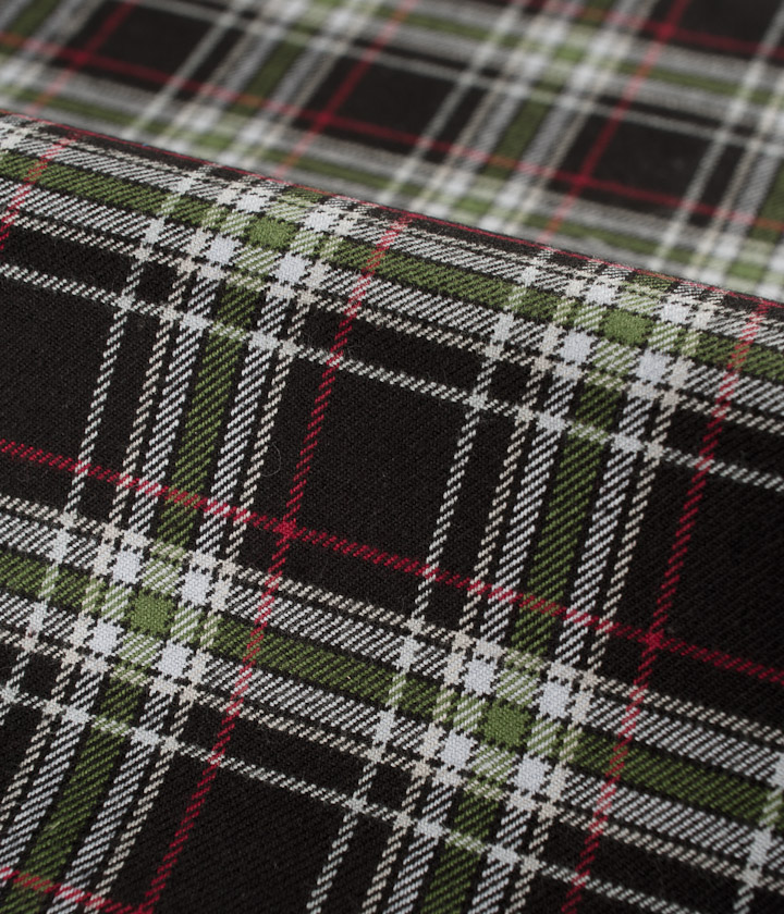 Cotton in a Flannel Weave