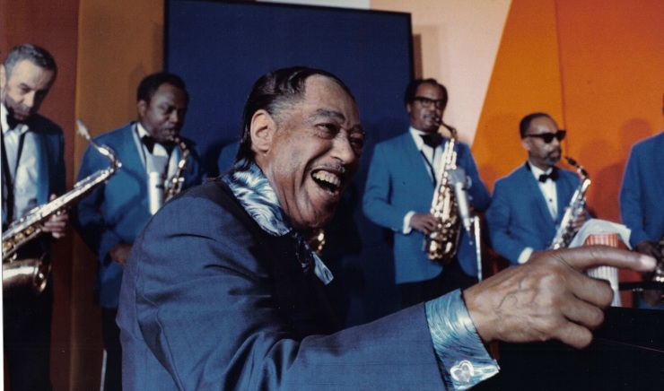 Duke Ellington in French Cuff