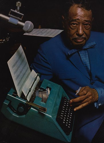 Duke Ellington As a Rhapsody in Blue