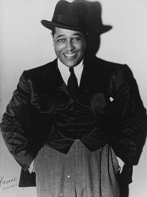 Duke Ellington in His Work Clothes
