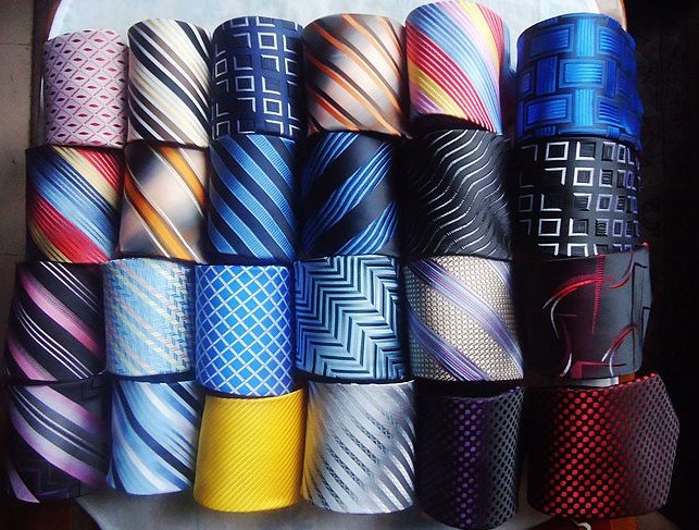 Assorted Giorgio Armani Silk Ties and Neckties