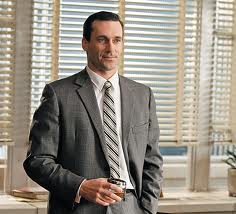 Don Draper with French Cuff