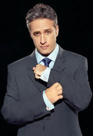Jon Stewart in French Cuffs