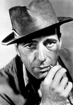 Humphrey Bogart in They Drive By Night