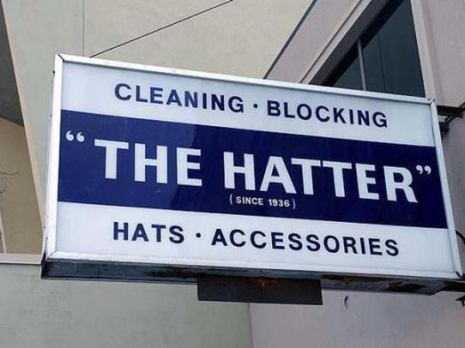 The Hatter - Full Gentlemens Hat Service in Toronto
