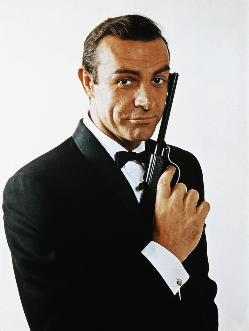 james bond bowtie