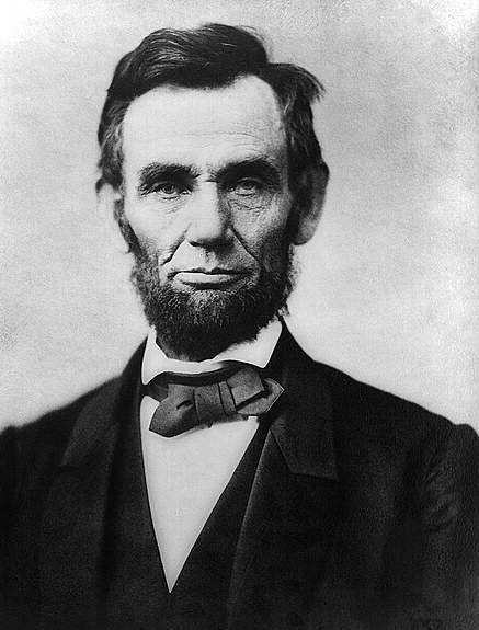 Lincoln - Republican Dandy in a Bow Tie