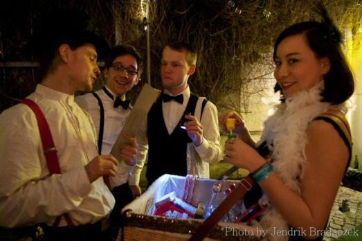 Electro Swing Club Canada Party Guests