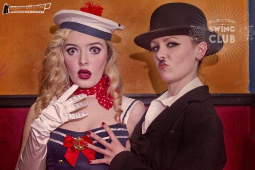 Electro Swing in Toronto, Friday April 13th at the Gladstone Hotel