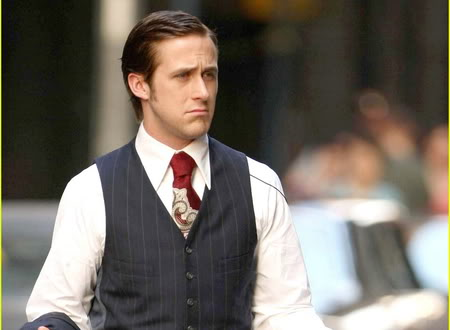 Ryan Gosling as Imagined in a Surprise Cameo in The Great Gatsby