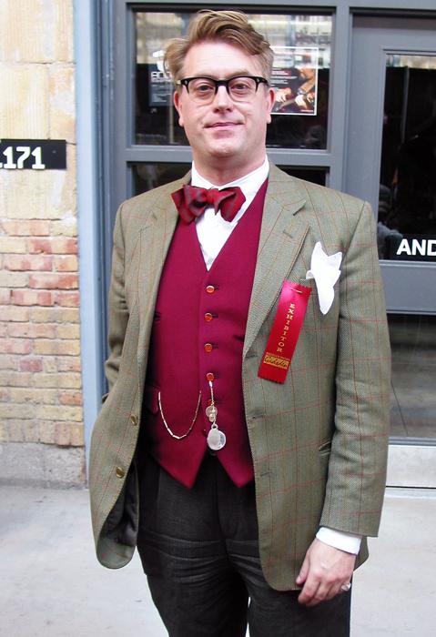 Kingpin, Canada's Sharpest Man