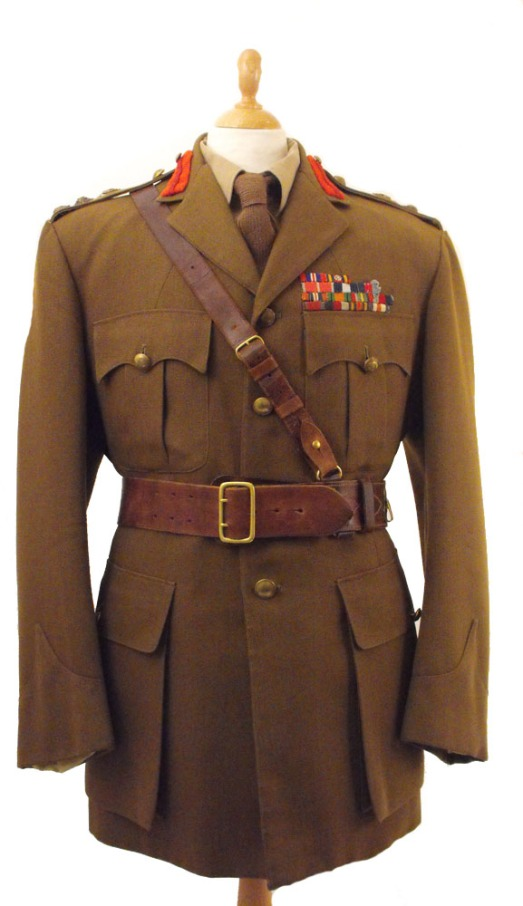 British Army Officer's Tunic